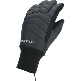 Sealskinz Waterproof All Weather Guantes Aislantes Ligeros, black